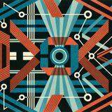 Geometric Obsession # 1 - Dj. Alex G. Valentino