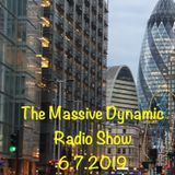The Massive Dynamic Radio Show (6th July 2019) on The Music Galaxy Radio (MGR)