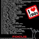 Rydel presents FOCUS 90s Mix (May 2013)