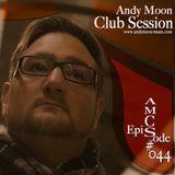 Andy Moon Club Session 44 - Live@NYE
