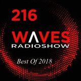 WAVES #216 - BEST TOF 2018 by SENSURROUND - 23/12/18