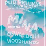 Mina @ Pub Pelukas Club Party 7