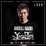 Axcell Radio Episode 060 - DJ YOSHITAKA