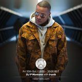 DJ P Montana w/ Baseman & Ironik - 20th October 2017