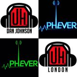 Dan Johnson - Undergroundhouse London show - live on Phever.ie