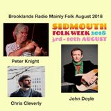 Brooklands Radio Mainly Folk August 2018
