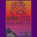 80s vs 90s NIGHT @ Stardancers