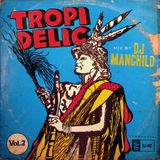 Tropedelic Volume 2... funk and disco from all corners of the globe
