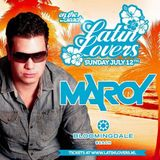 Maroy @ Latin Lovers Bloomingdale (12 July 2015) (FREE DOWNLOAD)