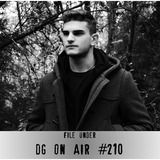 Different Grooves On Air #210 - Mike Human