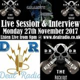 The Rock Out 27th November 2017 with Calamity Script LIVE