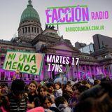 #NiUnaMenos - Marta Dillon habla en Facción Radio