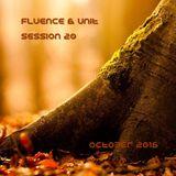 Fluence & Unit: Session 20