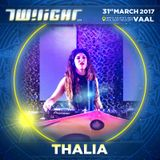 THAL!A @ TW!liGHT Sunrise Set April 2017