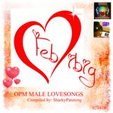 FEB - IBIG  (OPM  MALE  LOVESONGS)