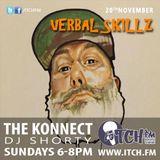 DJ Shorty - The Konnect 141 - Verbal Skillz