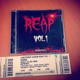 REAP @ Hip-Hop Urbain 28 novembre 2014