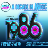 CLUB 80s 1980 A DECADE IN MUSIC PRODUCED BY ANDY MACLENNAN 1986