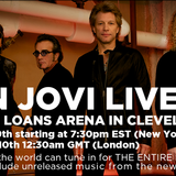 Bon Jovi Live in Cleveland 2013 Because We Can Tour