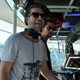 PAN-POT / Live from the Cirque de la Nuit boat pre-party for Carl Cox / 16.07.2013 / Ibiza Sonica