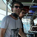 PAN-POT / Live from the Cirque de la Nuit boat pre-party for Carl Cox / 16.07.2013 / Ibiza Sonica