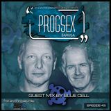PROGSEX #43 - Guest mix by BLUE CELL on Tempo Radio Mexico [16.03.2019]