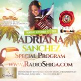 Special Program Adriana Sanchez 2015 09 17