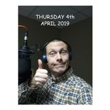 The Stevie B Show 4th April 2019 - The one that almost got away!