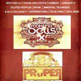 ROCK THE BELLS 2013 MIXTAPE HOSTED BY DJ PROPER FEAT BLACK HIPPY X J COLE X WU TANG X J5 X RAKIM