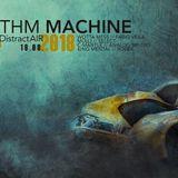 WOTTA MESS @Rhythm Machine Meets DistractAir  18.8.2018
