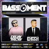 The Bassment w/ Deejay Theory 9.15.17