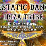 Ecstatic dace Ibiza Tribe. Damian Paris. 19 Sept 2019