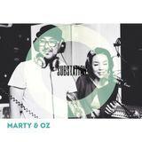 SUBstation #15 (August 15, 2014) presents Oz ft. Marty Crown (Nagual) (Almaty, Kazakhstan)