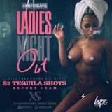 Ladies Night Out - 11.17.17 (Live) @XSBarTO - [Promotional Use Only]