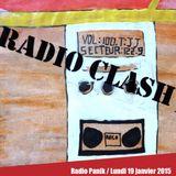Radioclash sur Radio Panik 105.4 FM (19 janvier 2015)