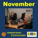 Cirencester U3A Show - Nov 2017