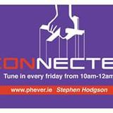 stephen H Hodgson connected raido show 23-01-2015