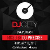 DJ City Podcast (August 2014)