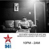 Flipout - Virgin Radio - 2015 NYE HOT MIX 12am