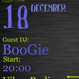 BooGie - Groovalicious Radio Show Guest Mix (18 December 2011)