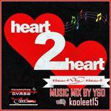 YGO and Kooleet15 - Heart 2 Heart vol. 1