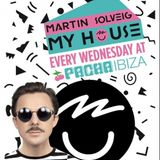 Martin Solveig - Live @ My House Opening Party 2015 (Pacha Ibiza) - 27.05.2015