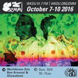 Worldtown DJs 2016 EMM