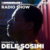 Soundcrash Radio Show #45 – Dele Sosimi