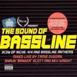 Jamie Duggan – The Sound Of Bassline (Ministry Of Sound, 2008)