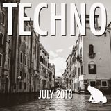 TECHNO: July 2018