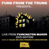Funkington Manor 2015 Mini-Mix