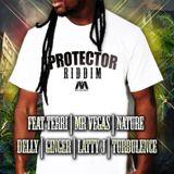 "Mr. Bruckshut - ""Protector Riddim (2014) Mix"""