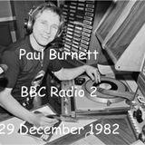 Paul Burnett on Radio 2