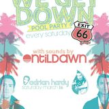 Latin Funk & Groovy Soul, Episode TRES, Live from On Til Dawn Pool Party @ Exit 66 3-16-13